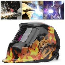 Auto Darkening Electro welding Helmet Mask Arc Mig Welders Grinding