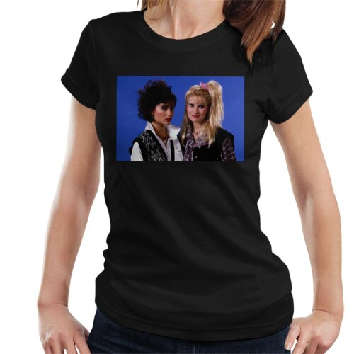 Weird Science Hilly And Deb Together Women's T-Shirt