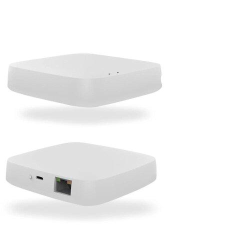 ZigBee Smart Gateway Hub, Wireless Remote Controller Works With Alexa Google Home