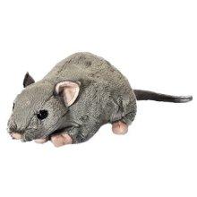Living Nature Rat with Squeak