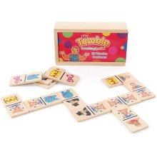 Mr Tumble 9079 Dominoes, Wooden