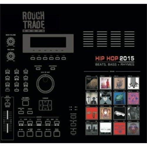 Rough Trade Shops: Hip Hop 15 [CD]