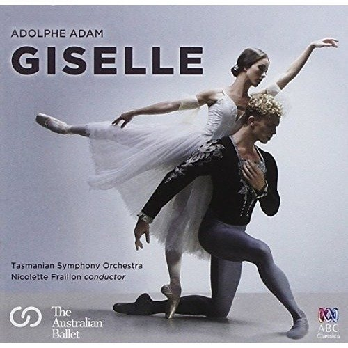 Tasmanian Symphony Orchestra - Giselle (adolphe Adam) [CD]