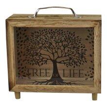 Tree Of Life Money Box