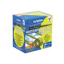 Sylglas Waterproofing Tape 75mm x 4m SYLWT75