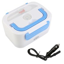 Heated Electric Lunch Box With 12V Car Adaptor - 1.05l