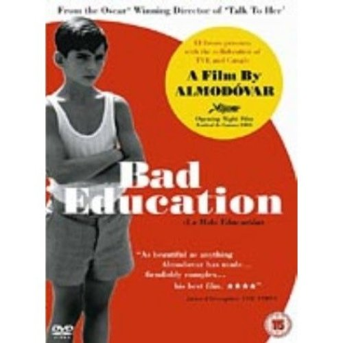 Bad Education DVD [2004]