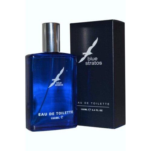 Blue Stratos Edt Spray, 100 ml