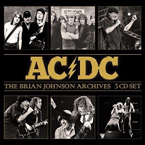 AC/DC - THE BRIAN JOHNSON ARCHIVES (3CD) [CD]