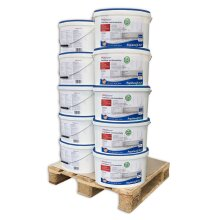 Wall paint PROFHOME ELF professional paint for interiors white 125 l 850 sqm