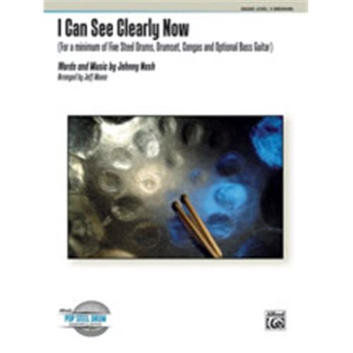 Alfred 00-41697 I CAN SEE CLEARLY NOW-STRX CD