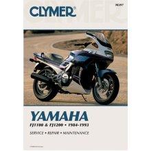 Yamaha FJ1100 and FJ1200 1984-1993