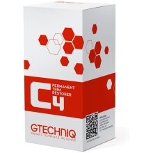 Gtechniq C4 Permanent Trim Restorer 15ml - Revitalize Tired, Faded, Discoloured Car and Vehicle Trim - Premium Weather Protection, UV Resist