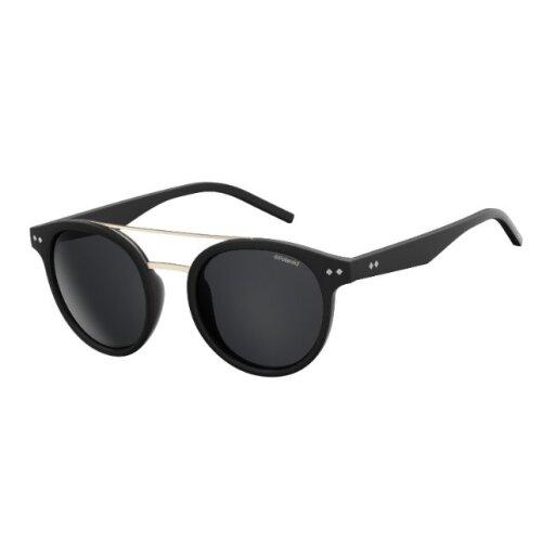 Polaroid PLD6031/S 003/M9 Matte Black/Polarised Grey Sunglasses