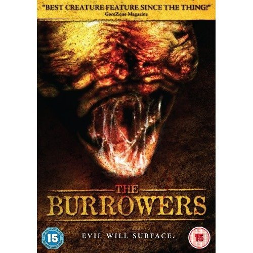 The Burrowers [dvd] - Used