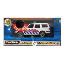 Teamsterz City Emergency Response Die Cast Toy Vehicle - Police Truck