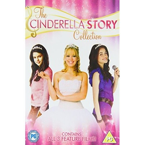 The Cinderella Story Collection DVD [2013]