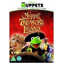 Muppets - Muppet Treasure Island DVD [2006] - Used