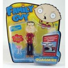Family Guy - Quagmire Interactive Collector Figure
