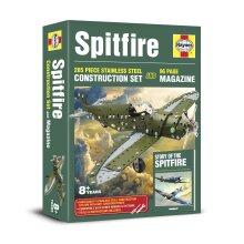 Spitfire Construction Set & 96 Page Bookazine