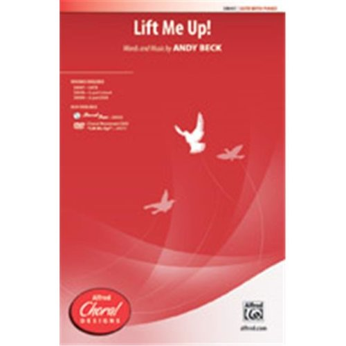 Alfred 00-38050 LIFT ME UP-STRX CD