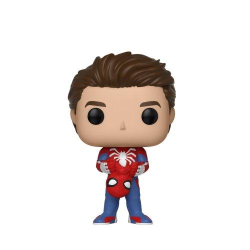 Marvel-Spider-Man 30633 Games Unmasked Pop Vinyl Figure