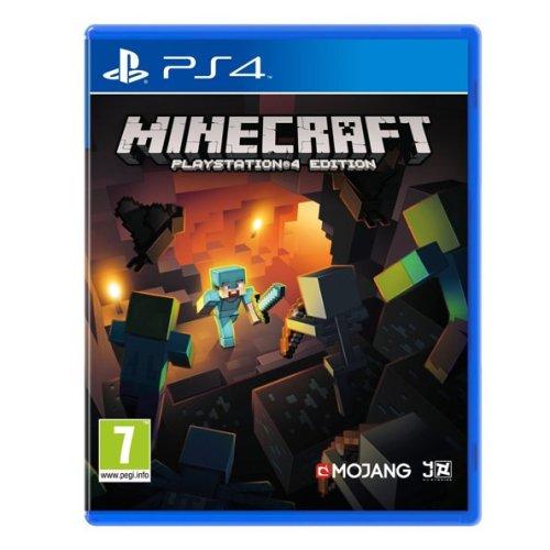 Minecraft PlayStation Edition PS4