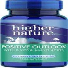 Higher Nature Premium Naturals Positive Outlook 180's