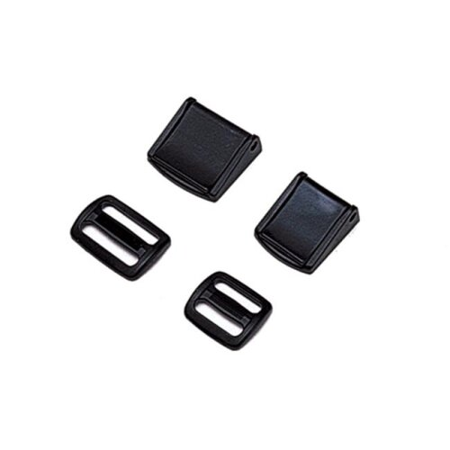 Liberty Mountain 147533 .75in. Cam Buckle-Slider - 2 Pack