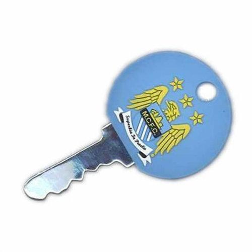 Man City Key Cap - Rubber Key Cover / Cap - Official Product
