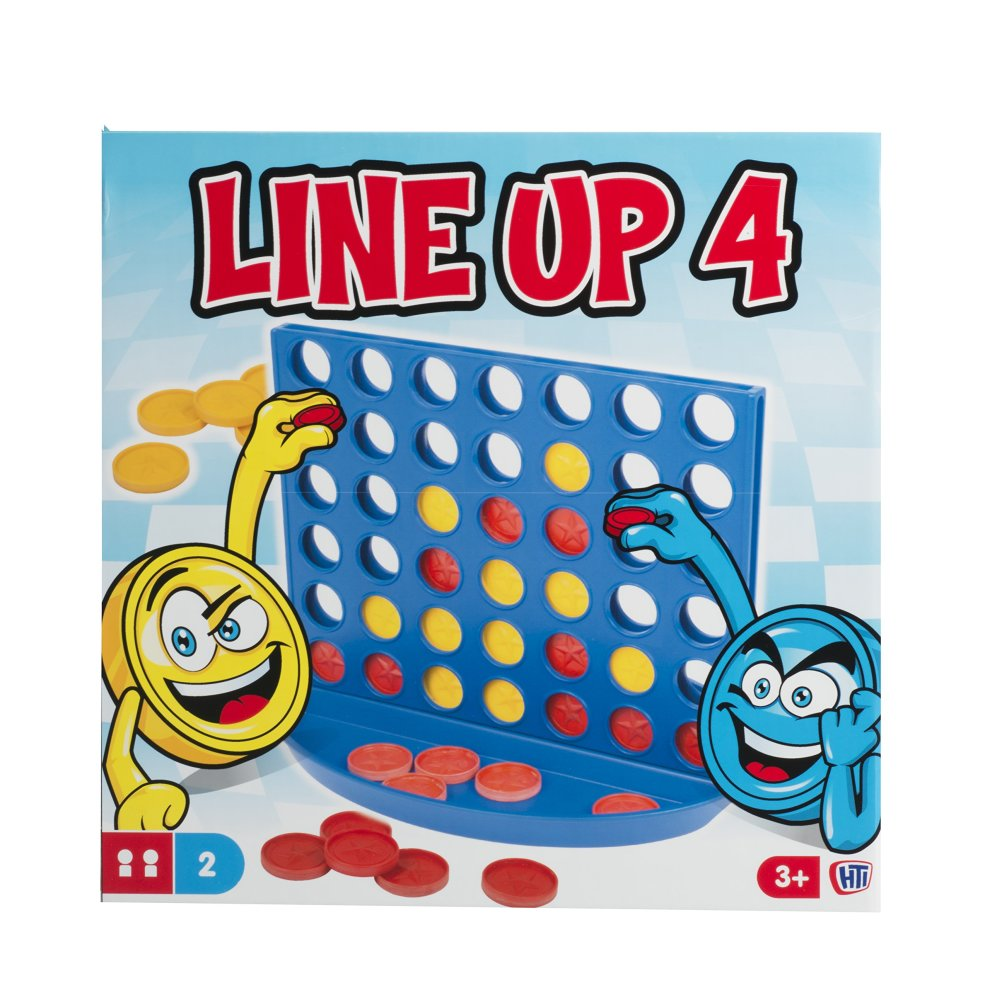 Traditional Games Line Up 4