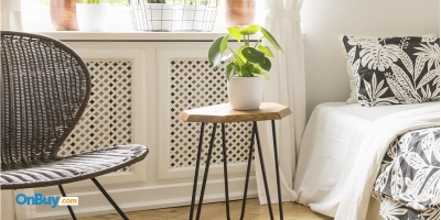 Six Ways To Style Your Radiator Cover As Shown By OnBuyers