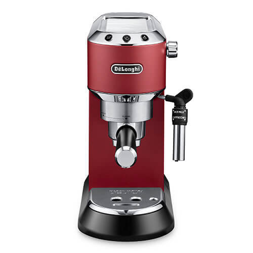 Delonghi EC685R Dedica Coffee Machine - Red