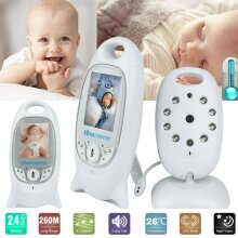 Wireless Baby Monitor Camera 2.4GHz HD Video Digital Cam IR Night Vision
