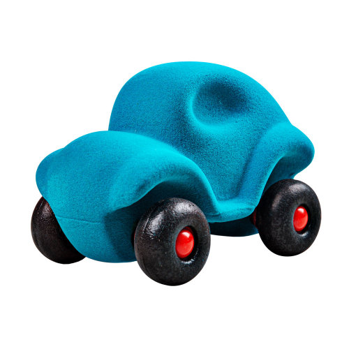 Rubbabu Rubbabu Car - Little (Turquoise)