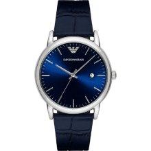 Emporio Armani Mens Gents Wrist Watch Stainless Steel AR2501