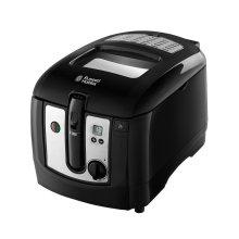 Russell Hobbs 24580 Digital Deep Fat Fryer, 3L/1.2kg, 2.3kW - Black