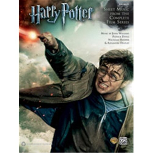 Alfred 00-39074 HARRY POTTER COMPLETE 1-8-BN