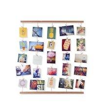 Umbra Hangit Photo Display - DIY Picture Frames Collage Set