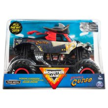 Monster Jam - 1:24 Scale - Pirate's Curse