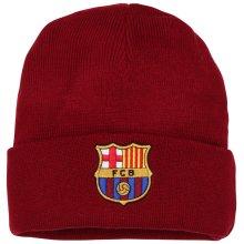 Official Football Merchandise Adult FC Barcelona Core Winter Beanie Hat
