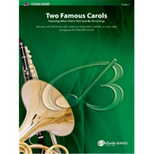 Alfred 00-35376 TWO FAMOUS CAROLS-BYB SET4D