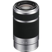 SONY SEL 55-210MM F4.5-6.3 OSS Silver (White Box)