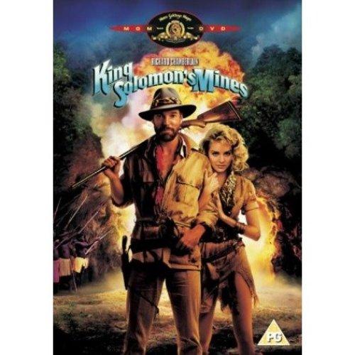 King Solomons Mines (1986) [dvd]