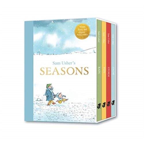 Seasons by Usher & Sam
