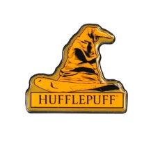 Harry Potter Pin Badge Hufflepuff Sorting Hat Hogwarts new Official Yellow Metal