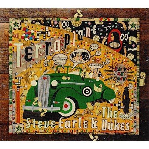 Steve Earle and the Dukes - Terraplane (bonus Dvd) [CD]