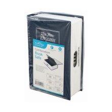 3 Digit Combination Metal Book Safe Box Hidden Security Dictionary 180 x 115
