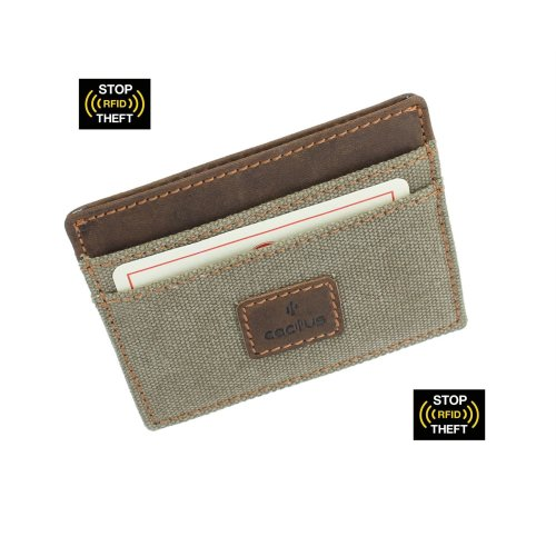 Mala Leather ORIGIN Collection Leather Credit Card Holder RFID Protection 610/_5