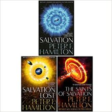 Salvation Sequence Series 3 Books Collection Set By Peter F Hamilton